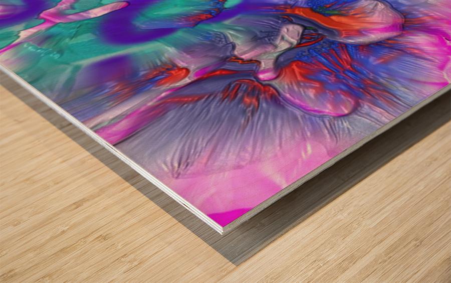 205 Wood print