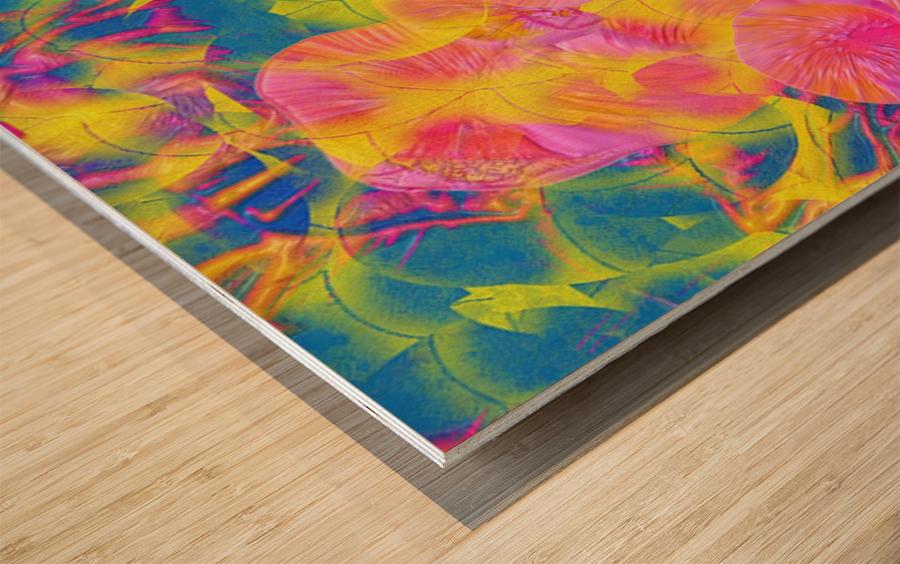 203 Wood print