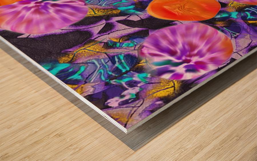 280 Wood print