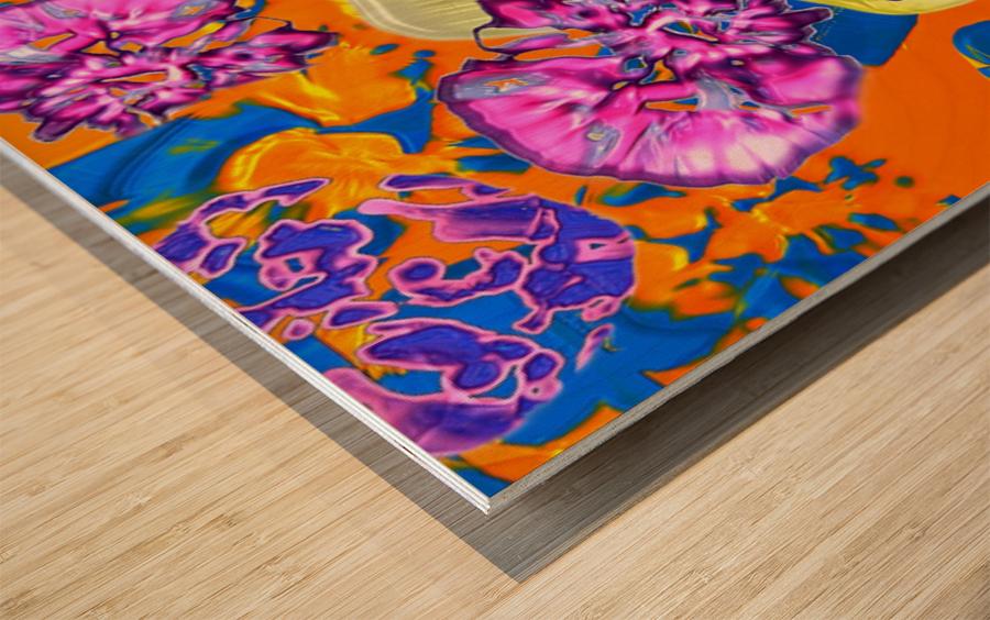 284 Wood print