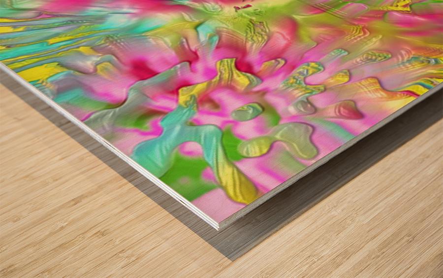 804 Wood print