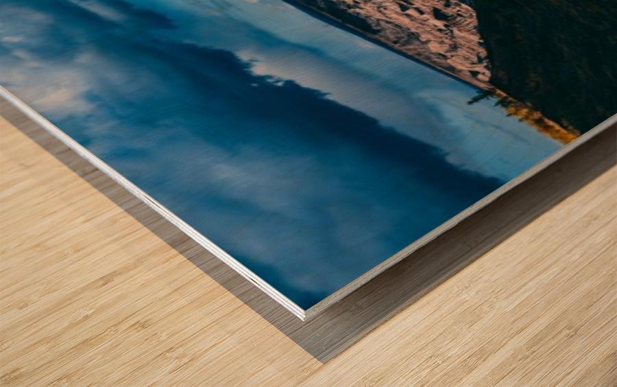 Orkney Fall 2018 Panorama 3x1 Wood print