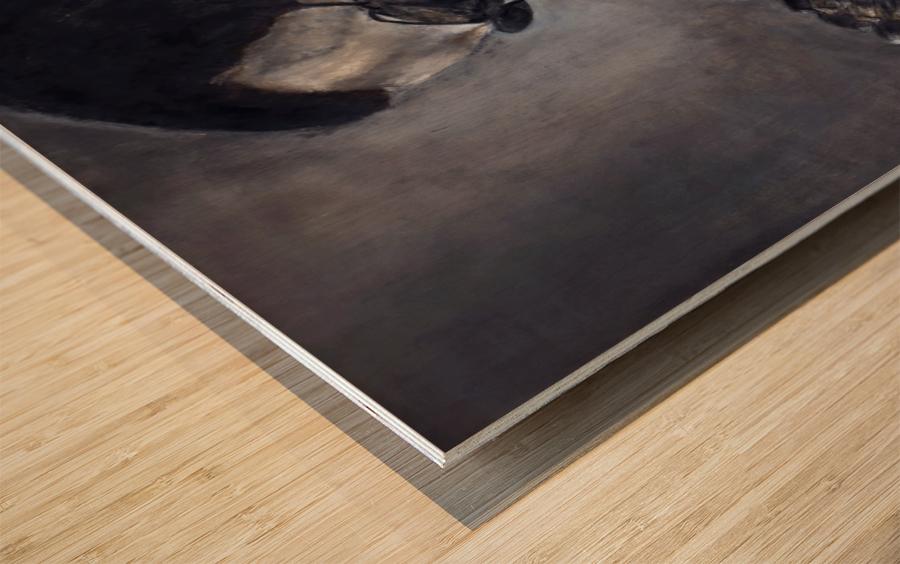 Jazz_High_Res Wood print