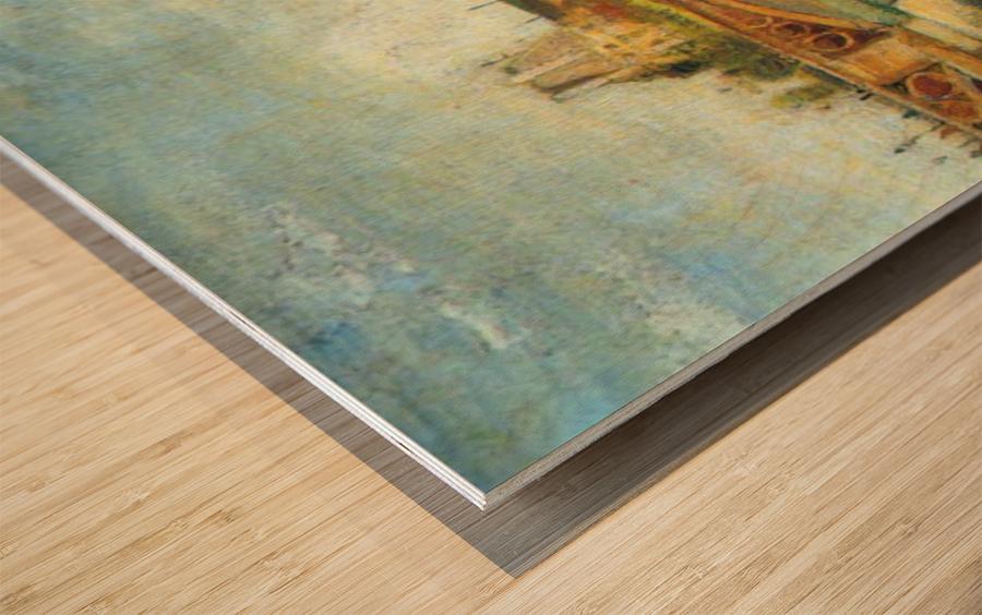 Bologne by Van Gogh Wood print