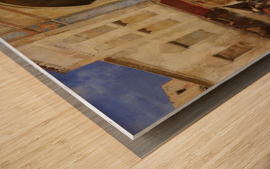 Nagel Wood print