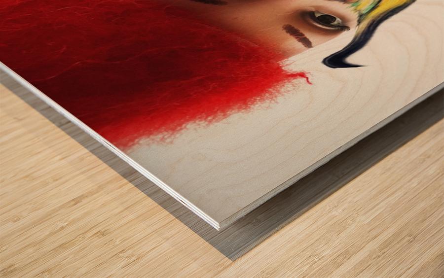 Covid 19 Wood print