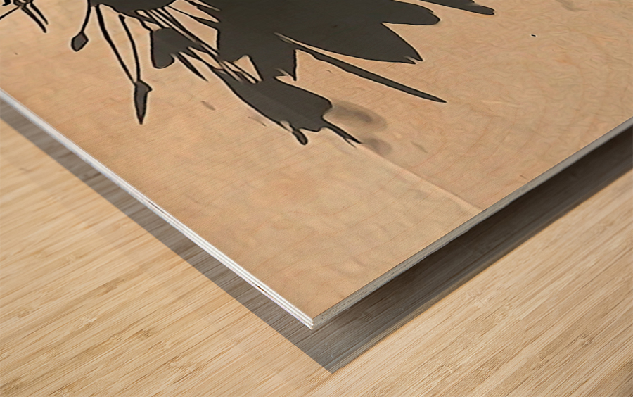 Kage Hikari Wood print