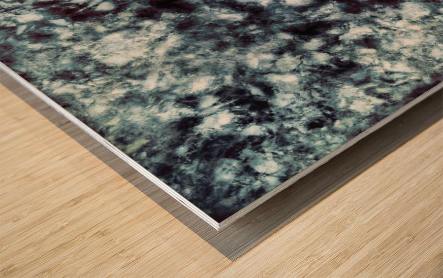 Smokescreen Wood print