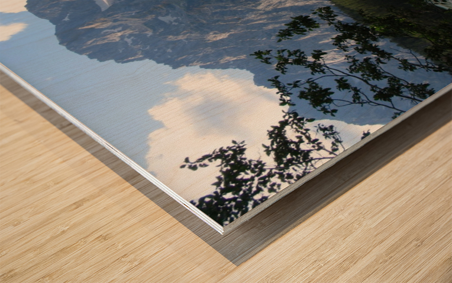 Boulder Island Respite 1 Wood print