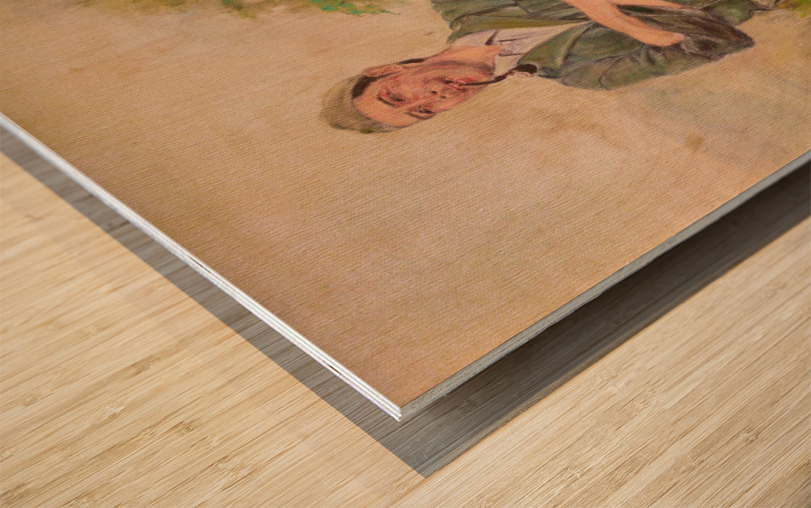 E22FA4B0 EC9D 43B0 85AD 98AC087DA901 Wood print