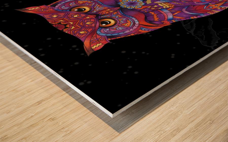 Archimedes Wood print