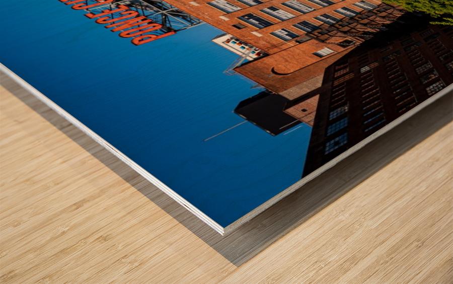 Ponce City Market   Atlanta GA 7063 Wood print