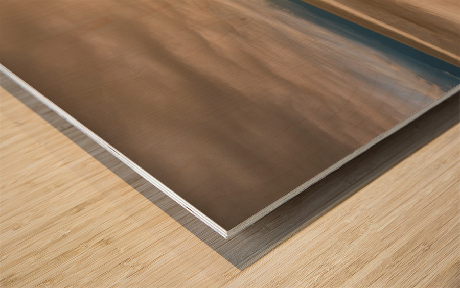 Limitless Wood print