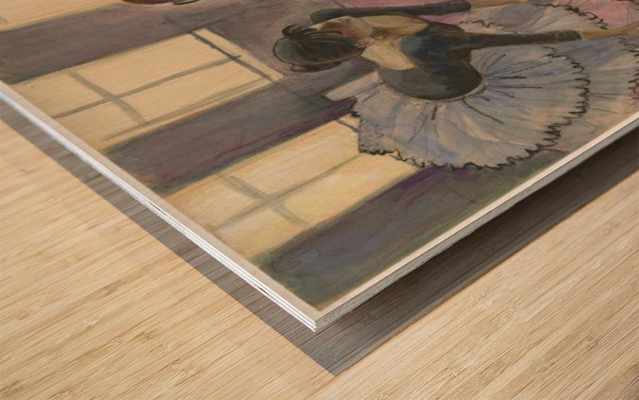 0022 Wood print