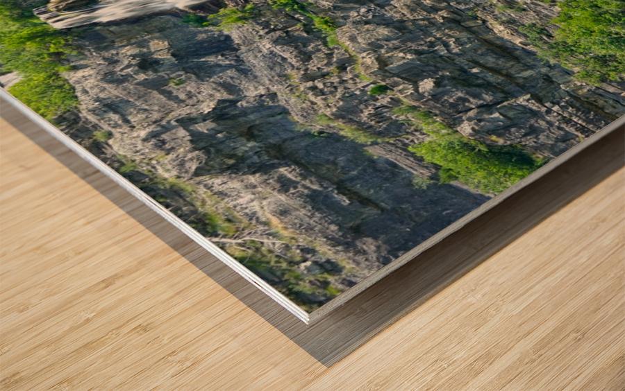 Scenic Utah @ Park City Wood print