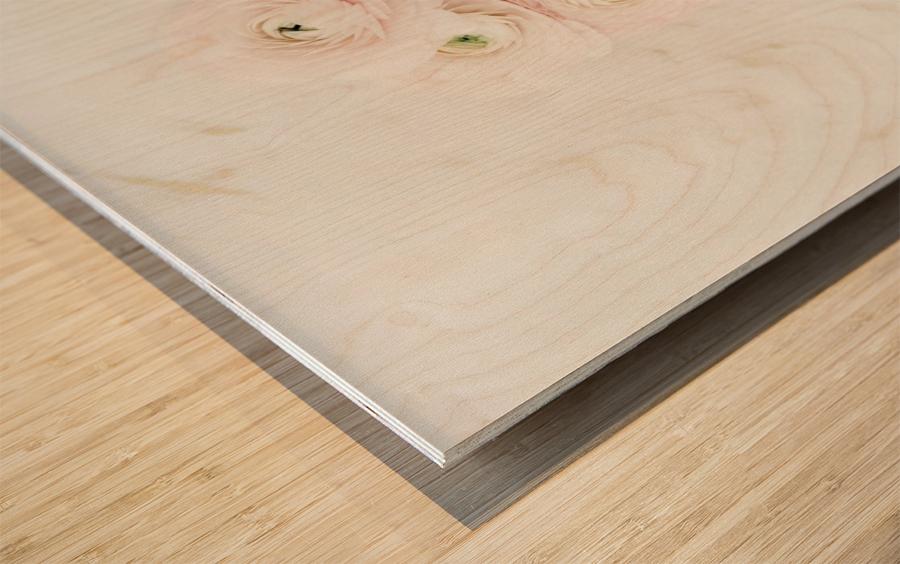 Daltana Spring Crill Wood print