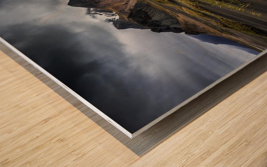 Stokksnes Wood print