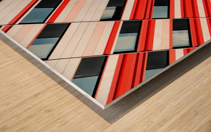Mo-zA Wood print