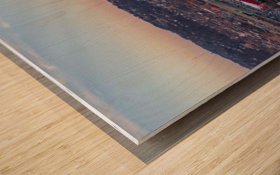 Heinz Stadium apmi 1511 Wood print