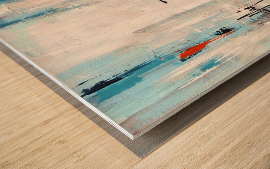 Stella XI Wood print