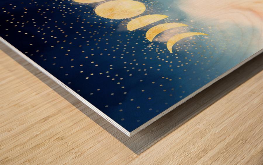 Dream Art XVI Wood print
