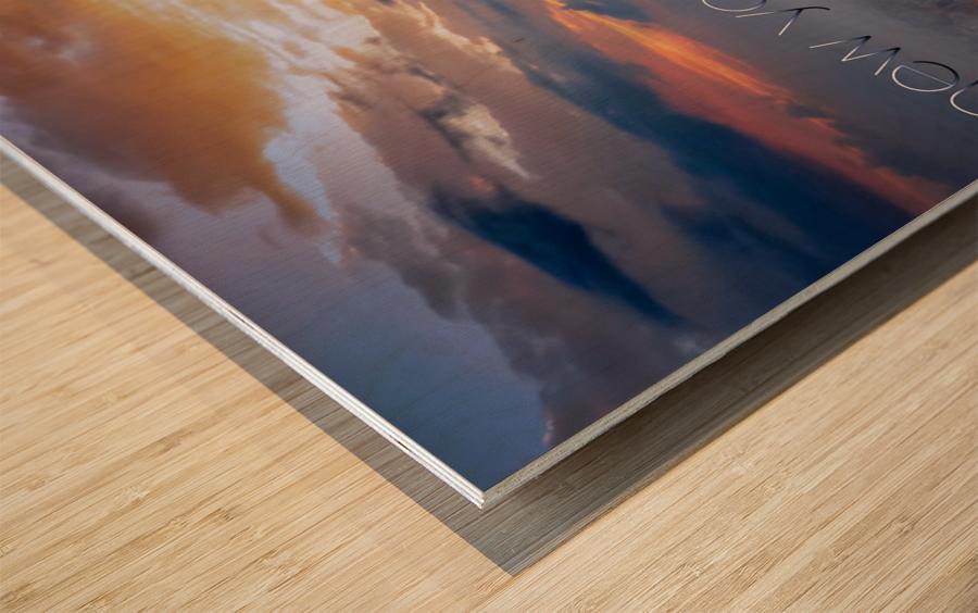 Empire Wood print