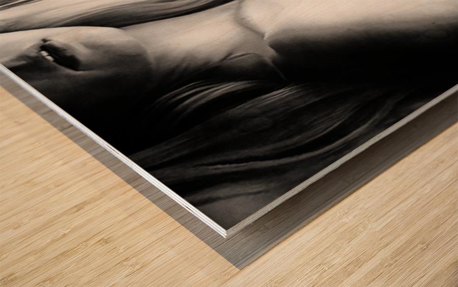russia  1 Wood print