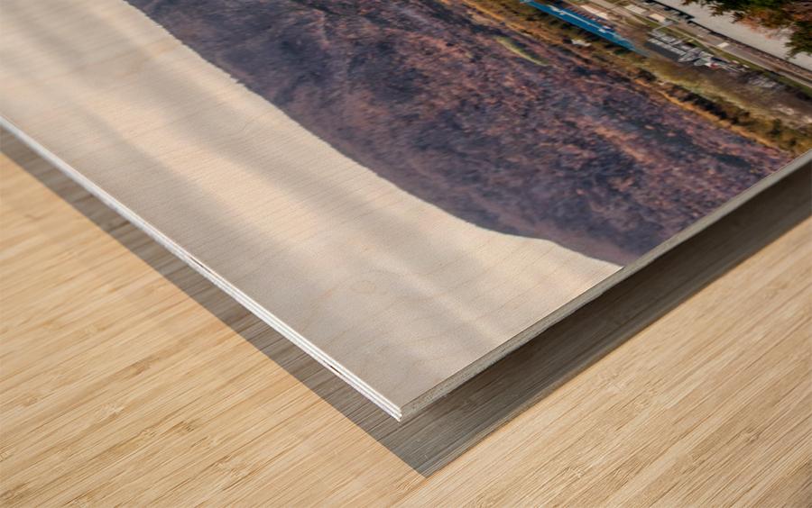 Cheticamp Wood print