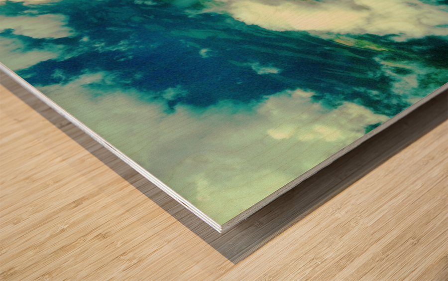 LS044 Wood print