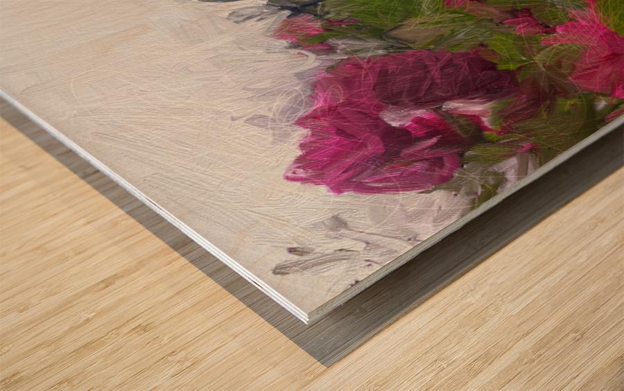 Seeing What Monet Saw Wood print