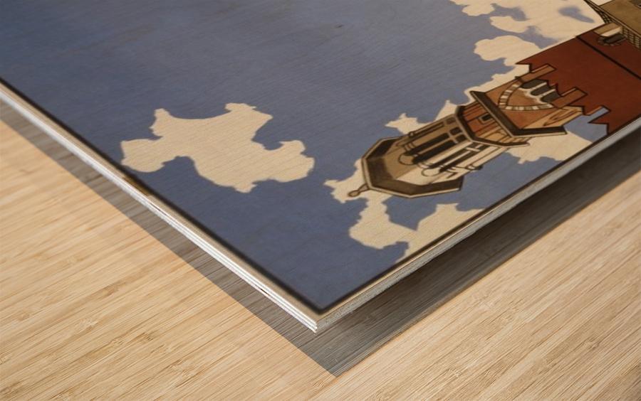 Verona Wood print