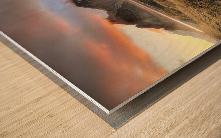 Vestrahorn Wood print