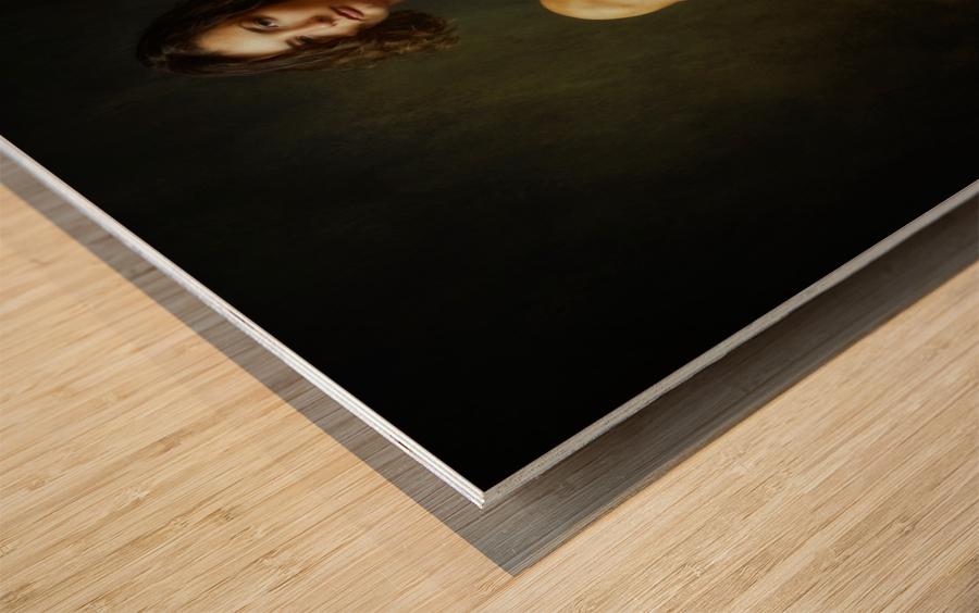 Galina Wood print