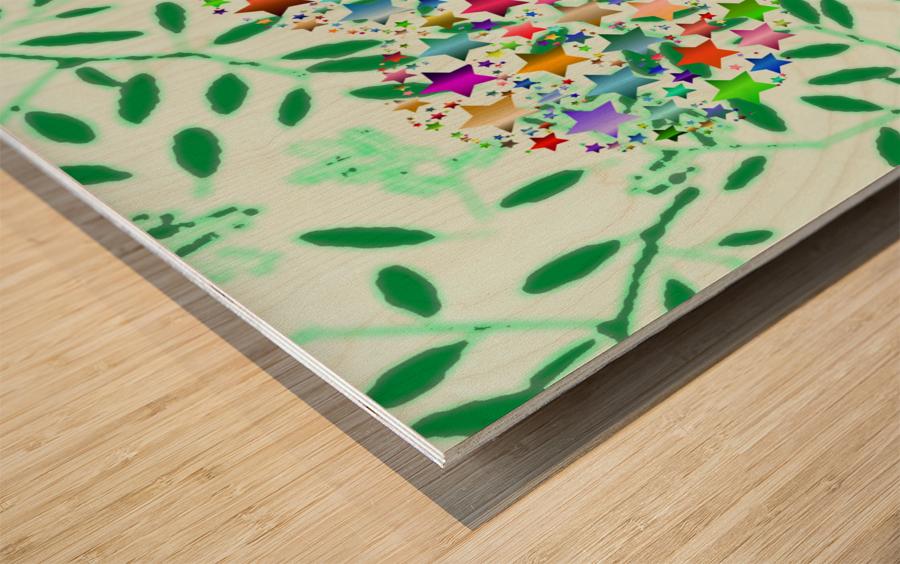 Art37 Wood print