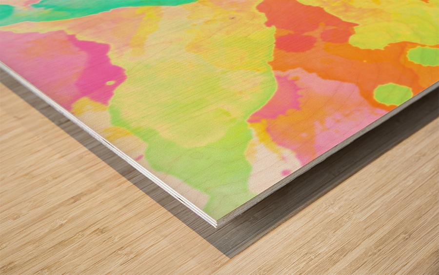 Art218 Wood print