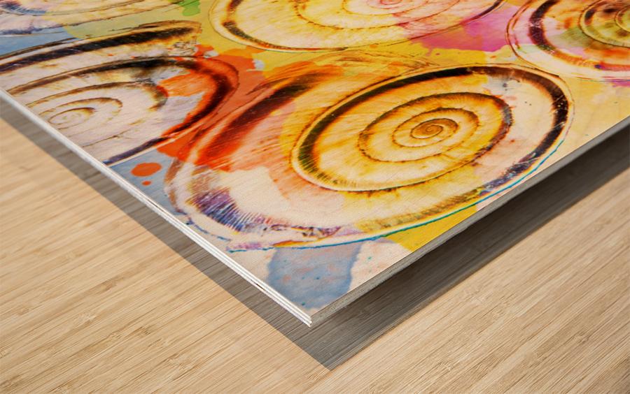 Art223 Impression sur bois