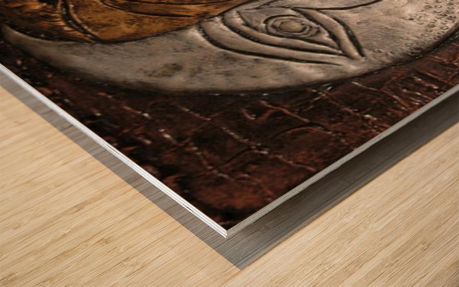 Fusion Wood print