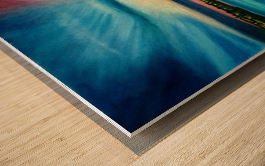 Divine Beautitude Wood print