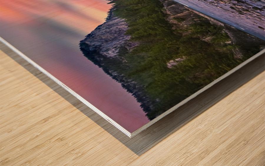 Daylight Wood print