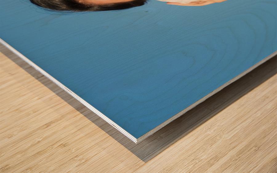 Call of the Sea Wood print