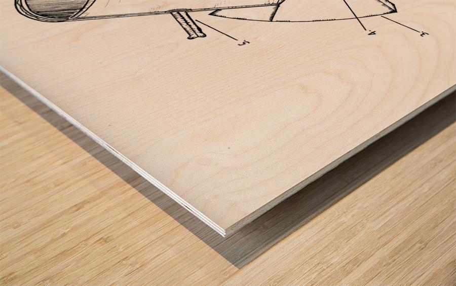 pocket pulpsnatch656 Wood print