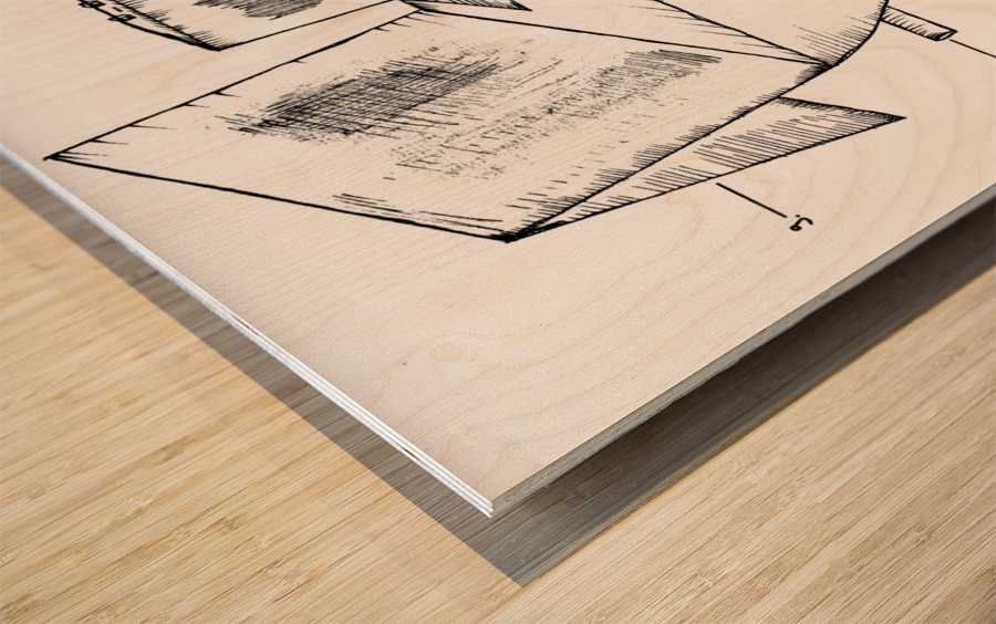 marletodiàno648 Wood print
