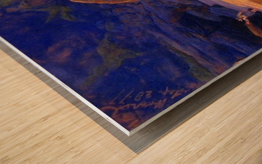 Housel Wood print