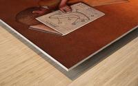 Manual Wood print