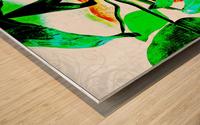 leplant Wood print