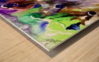 Winning Streak  Wood print