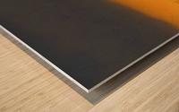 Windfarm layers Wood print