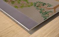 Okapi Wood print