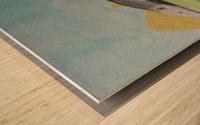 Anteater Wood print