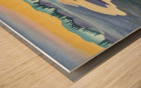 Tofino Beauty Wood print